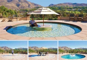 Hidden Water Swimming Pool pricing 2