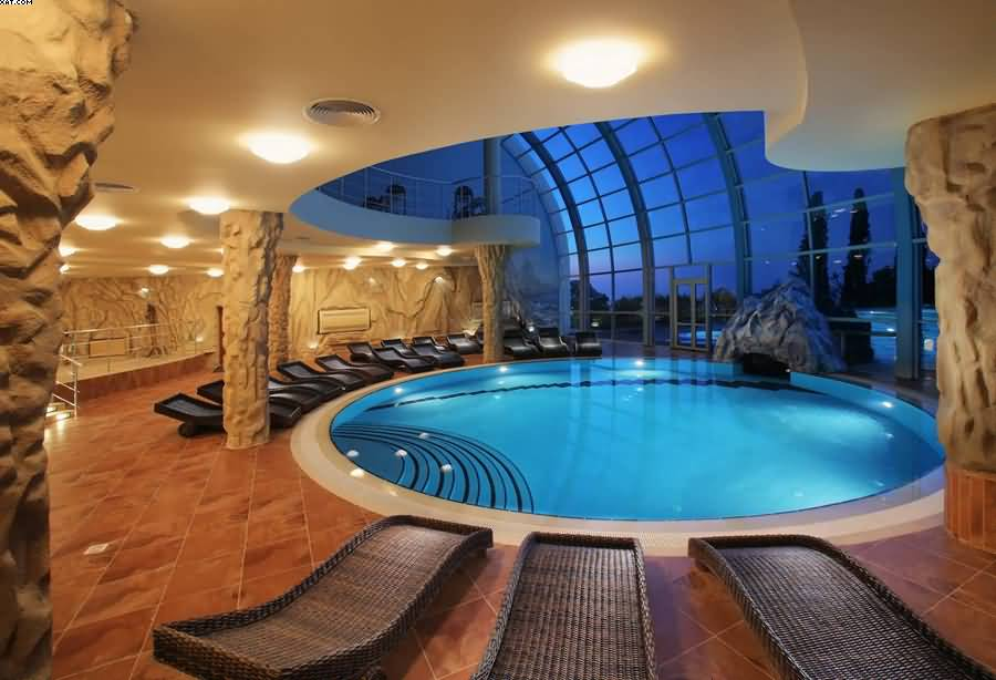 Indoor Swimming Pool cost 12