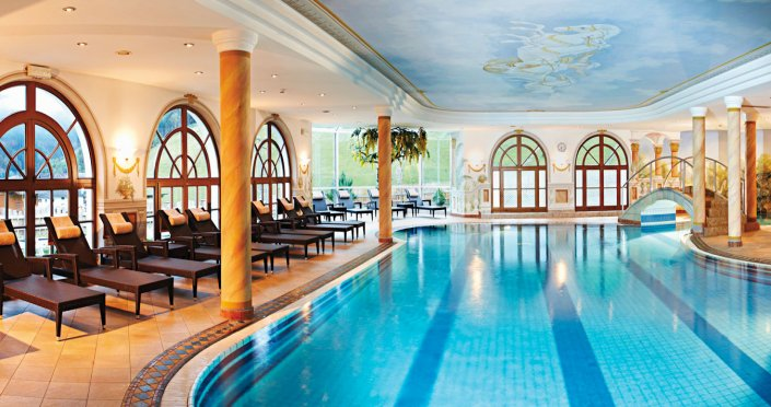 Indoor swimming pool 3 hidden water pools cost for How much is an indoor swimming pool
