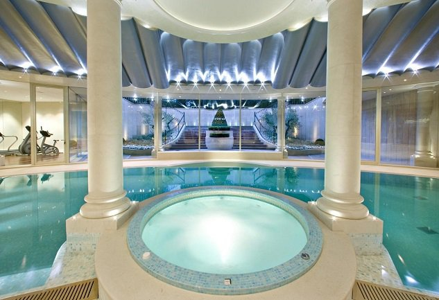 Indoor Swimming Pool 4 Hidden Water Pools Cost