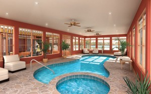 Indoor Swimming Pool Costing 5