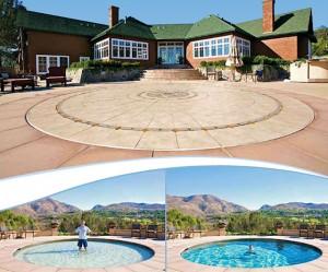hidden water pool expense
