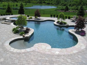 in-ground swimming pool photo 1